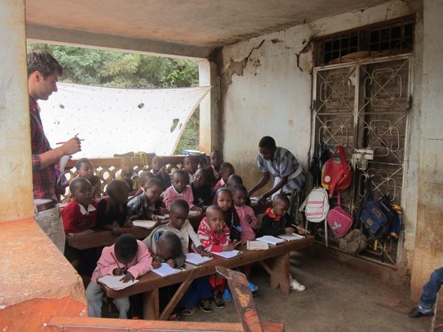 voluntariado Tanzania Orfanato