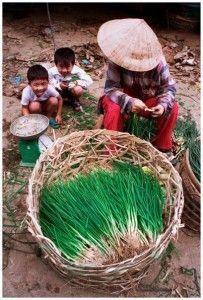 Camboya mujer