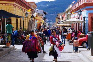 Voluntariado en México – San Cristóbal de las Casas