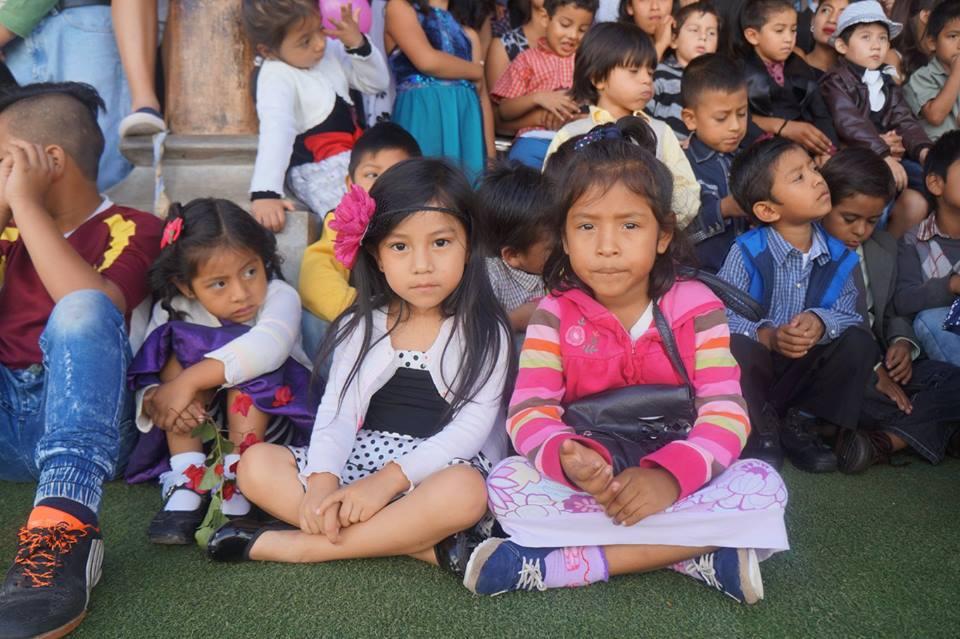 Voluntariado en Guatemala - Antigua niños y salud