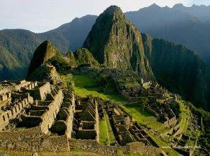 Viaje solidario Perú Machu Picchu