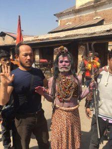 voluntario social en Nepal