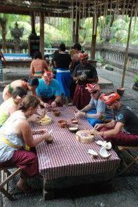 Viaje solidario cultural a Bali Indonesia.