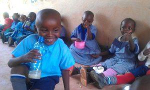 Los orfanatos kenia voluntariado África.