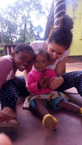 Mi experiencia como voluntaria en Tanzania