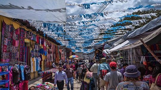Viaje solidario a Guatemala.