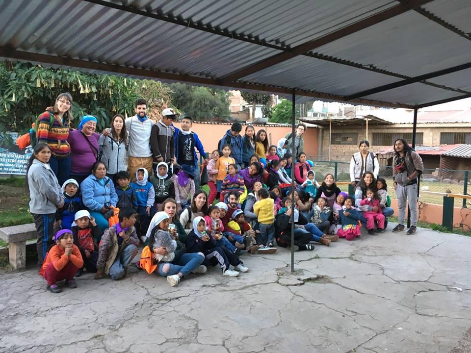 voluntariado en Perú Cuzco
