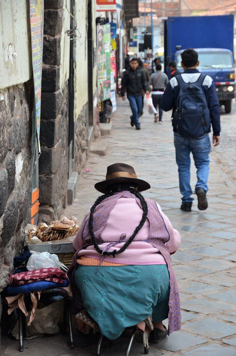 voluntariado como profesor en Cuzco Perú