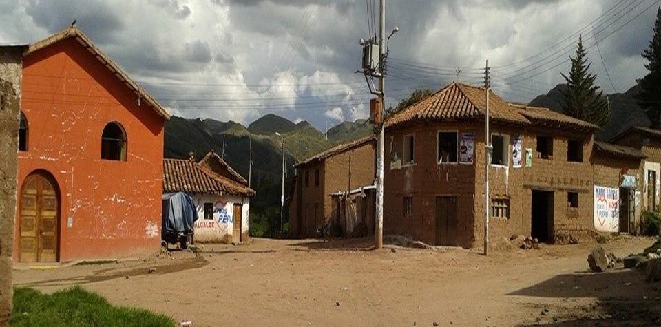 voluntariado como profesor en Cuzco
