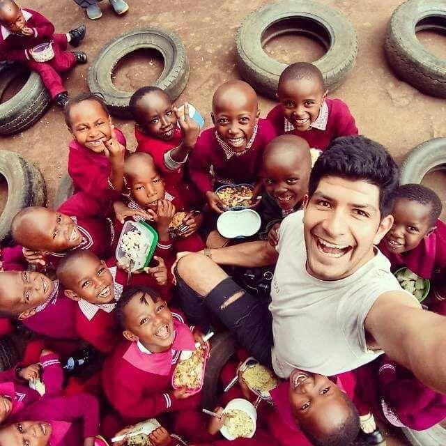 Ser voluntario Kenia viaje solidario de voluntariado y safari en Kenia